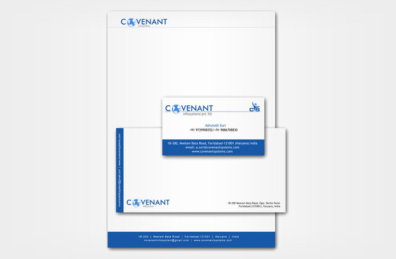 Covenant Info Systems Stationary